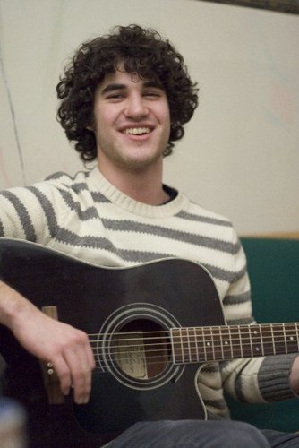 Darren and his starkid guitar