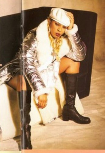 MARY J BLIGE MY LIFE ALBUM Foto SHOOT 1994