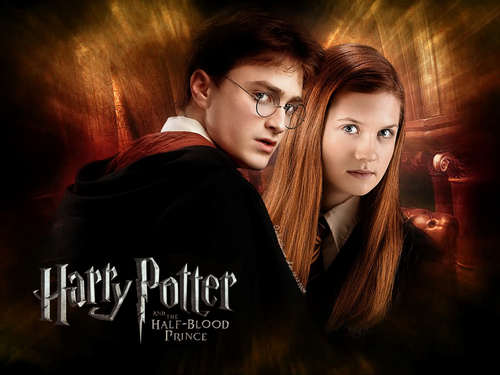 harry and ginny 10