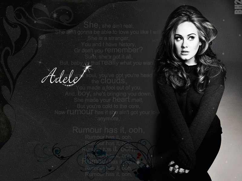 Lyric adele someone like you lyrics : Adele - CeleBiz | Papaly