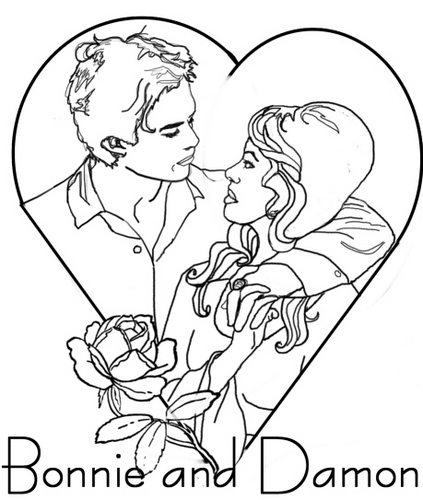 Colour in Bamon 1
