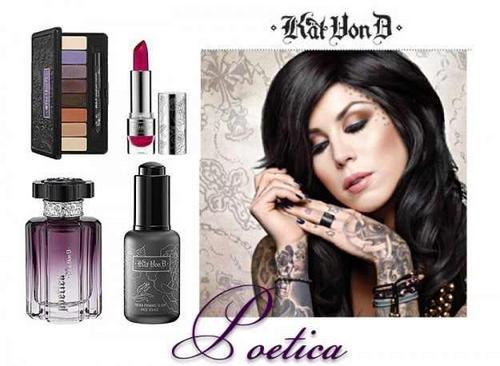 Kat von D's Peotica Collection