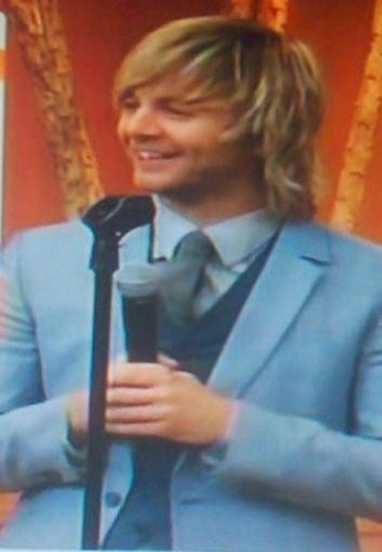 Keith on QVC Rose of Tralee Special 9/1/11