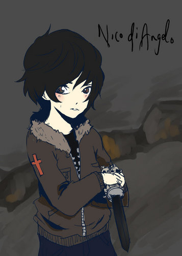 King of Ghosts: Nico Di Angelo