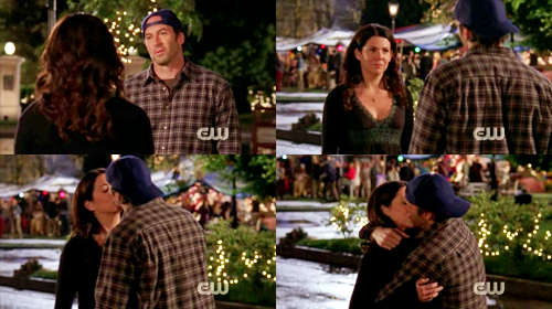 Luke and Lorelai ♥