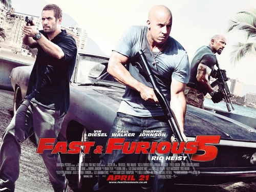 The Fast and the Furious fond d'écran