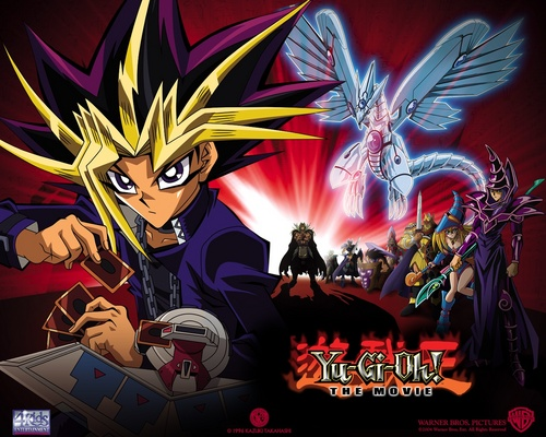 Yu-Gi-Oh! The Pyramid of Light