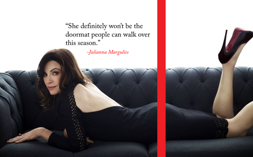 season 3 promo shoots - julianna margulies