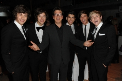 1D @ the 2011 GQ Men Of The mwaka Awards ♥