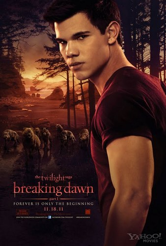 Breaknig Dawn official poster