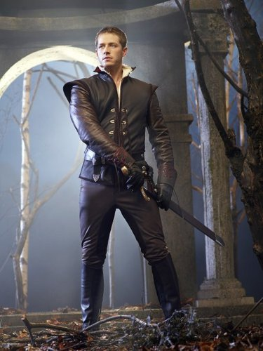 Cast - Promotional foto - Josh Dallas as Prince Charming/John Doe