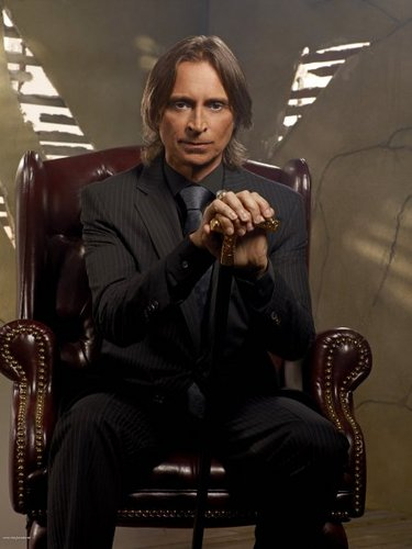 Cast - Promotional تصویر - Robert Carlyle as Rumpelstiltskin/Mr سونا