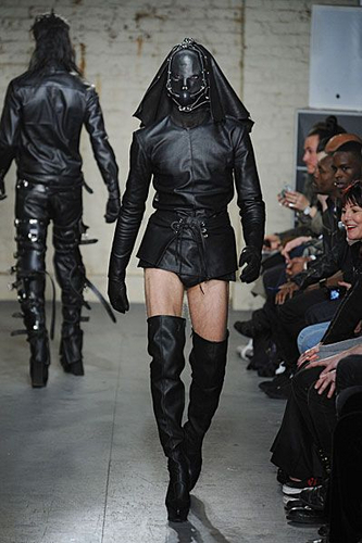 High Fashion for Death Eaters