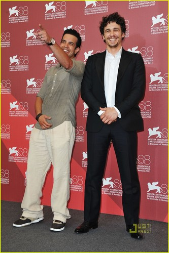James Franco: 'Sal' фото Call in Venice