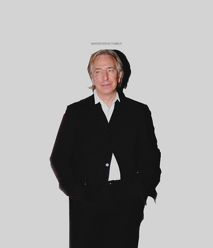 zaidi of Alan Rickman