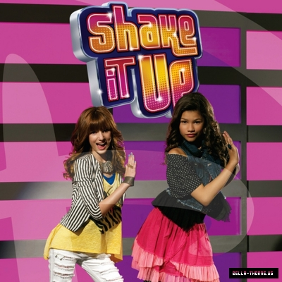 Shake it Up - Photoshoot