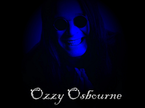 ozzy blue light