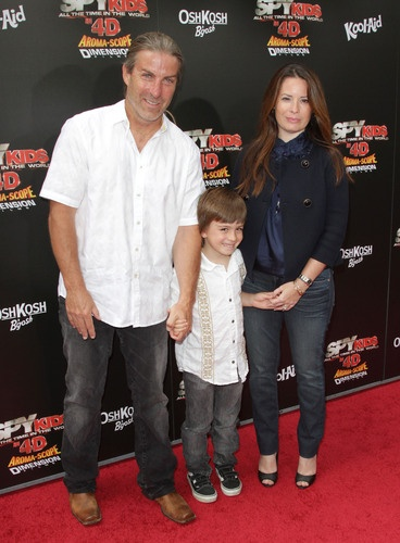 holly Marie - Spy Kids All The Time In The World 4D Premiere - 07.31.11