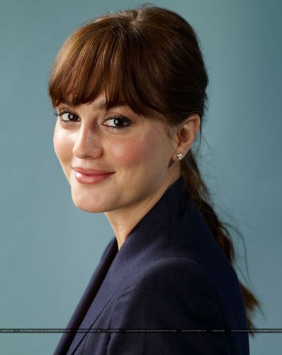 New photoshoot of Leighton for the oranges