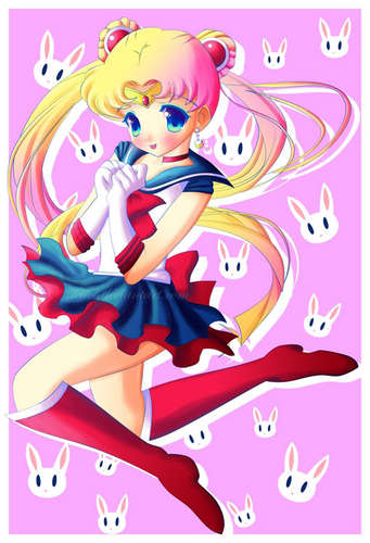 Pretty Sailor Art!