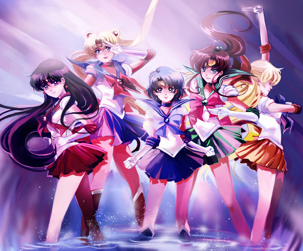 Sailor Senshi Sailor Moon Fan Art 25243067 Fanpop