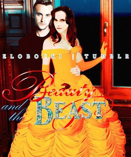 Tom and Emma -Beauty and the Beast Movie Petition