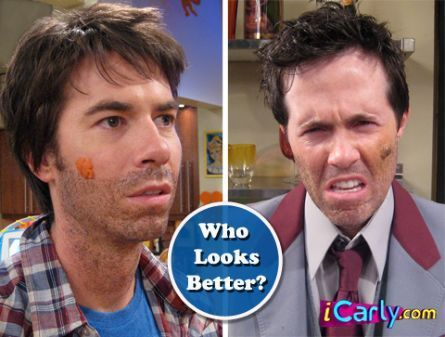 Who Looks Better? Spencer-Vs-Lewbert!