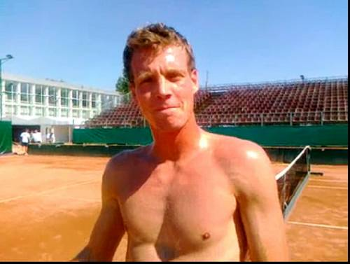 hot naked berdych !!!!