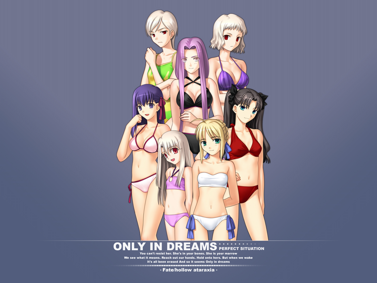 Fate Stay Night Fate Stay Night フェイト ステイナイト 壁紙
