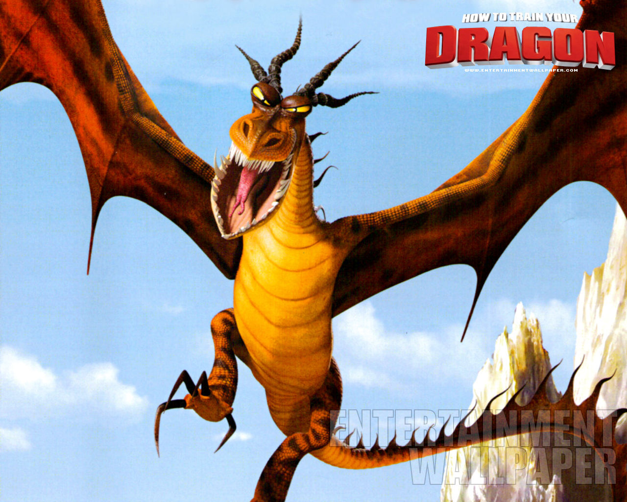 How To Train Your Dragon How To Train Your Dragon Wallpaper