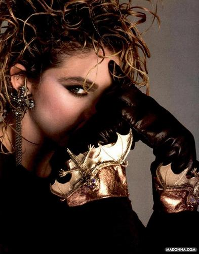 "Madonna ""Francesco Scavullo"" Photoshoot"