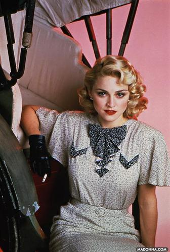 "Madonna ""Shanghai Surprise Movie"""