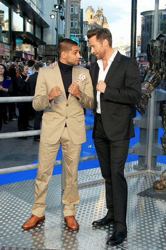 Real Steel - UK Premiere with Lucien Laviscount
