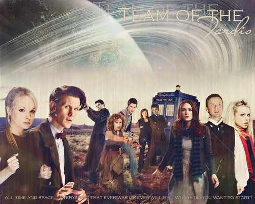 Team of the Tardis