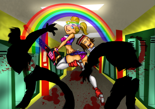 Totally Lollipop Chainsaw