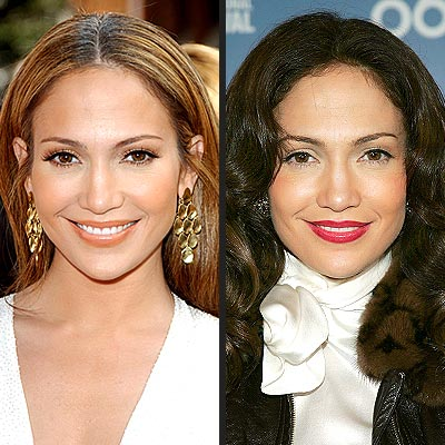 jlo hairstyles 2006