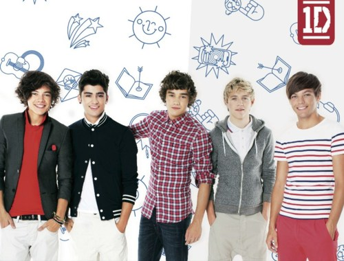 1D = Heartthrobs (I Ave Enternal Love 4 1D & Always Will) Love 1D Soo Much! 100% Real ♥
