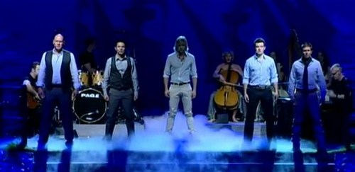 Celtic Thunder 2011 Tour