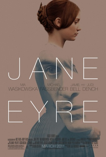 Jane eyre movie poster