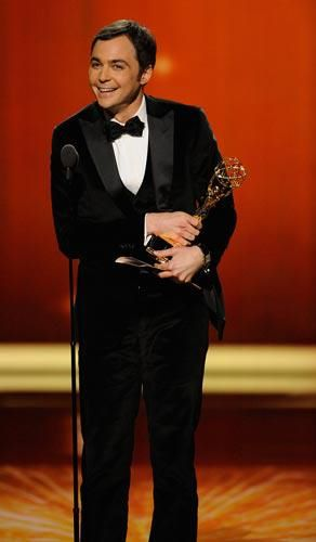 Jim Parsons @ 63rd Annual Primetime Emmy Awards - onyesha