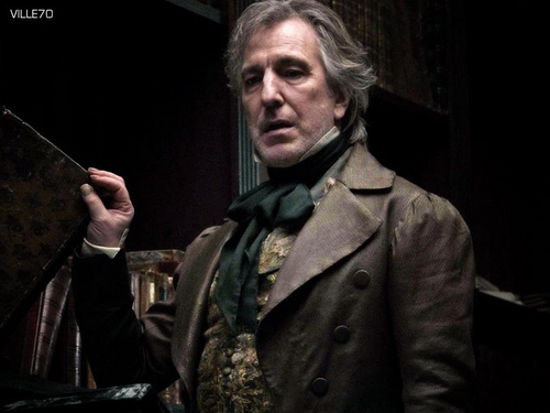 Judge Turpin/Alan Rickman