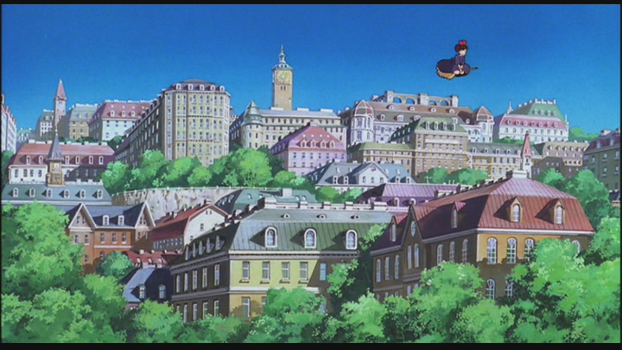 Kiki S Delivery Service Hayao Miyazaki Image 25488550 Fanpop