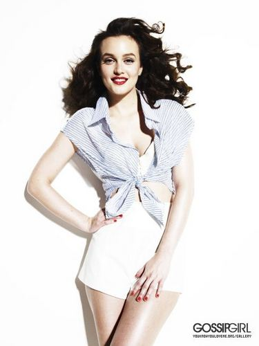 New outtakes of Leighton Meester for Vanity Fair Magazine!