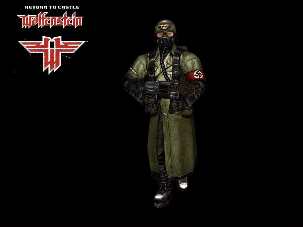 Return To Castle Wolfenstein Wolfenstein Wallpaper 25491954