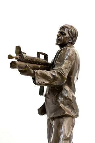 Scarface limited edition sculpture!