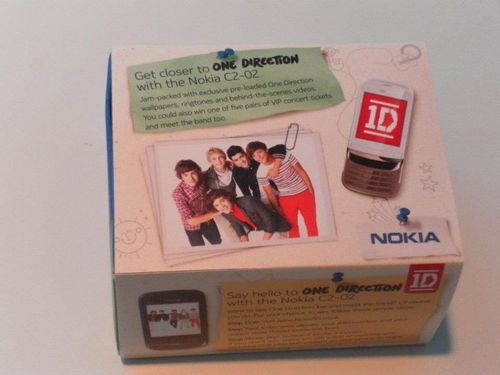 The 1D Nokia box!