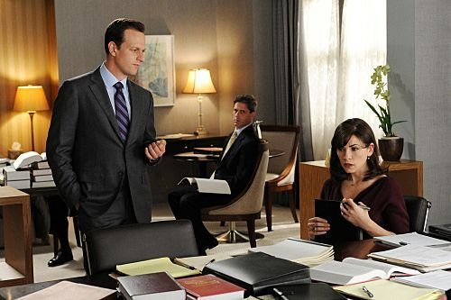 The Good Wife - Episode 3.03 - Get A Room - Promotional picha
