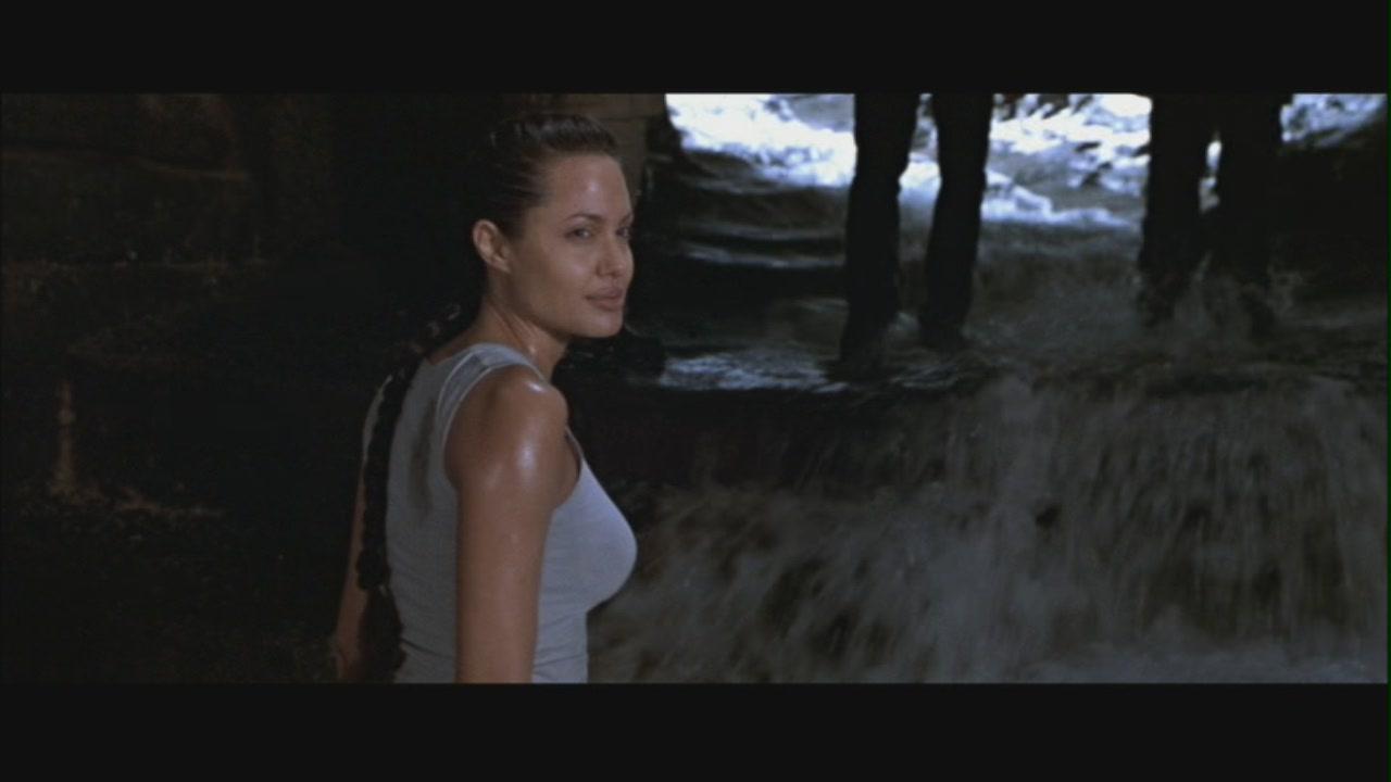 "Angelina Jolie Hot Stills angelina jolie in ""lara croft: tomb raider"" - angelina jolie"