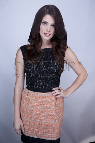 New portraits of Ashley Greene at the Instyle Variety Lounge TIFF