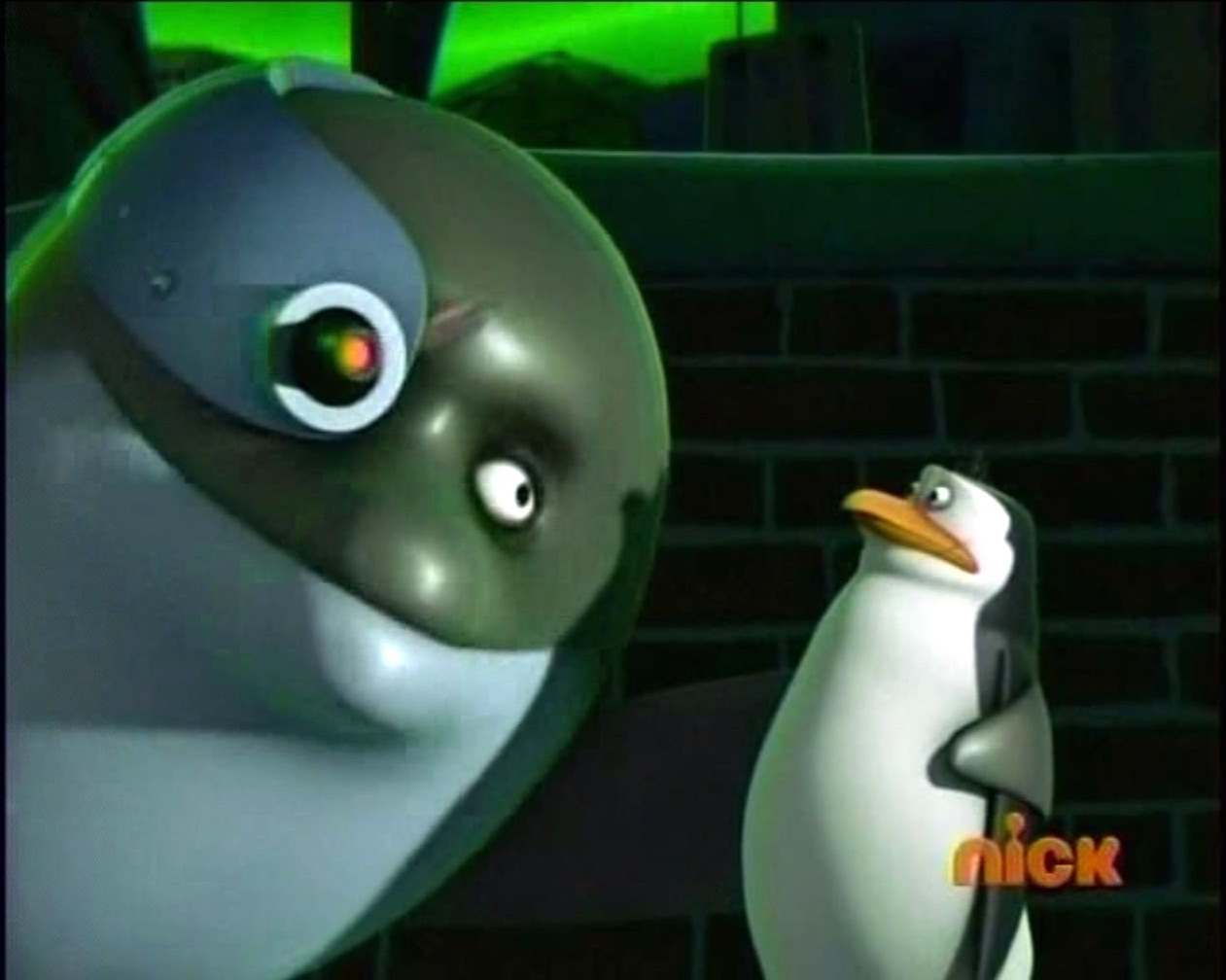 Rico the (Mad) Penguin :)